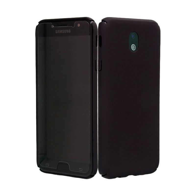 OEM Baby Skin Ultra Thin Hardcase Casing for Samsung J7 Pro - Black