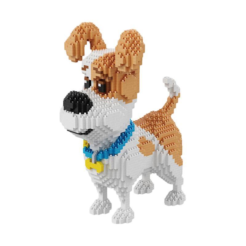 Balody 16013 Dog Series Mini Blocks