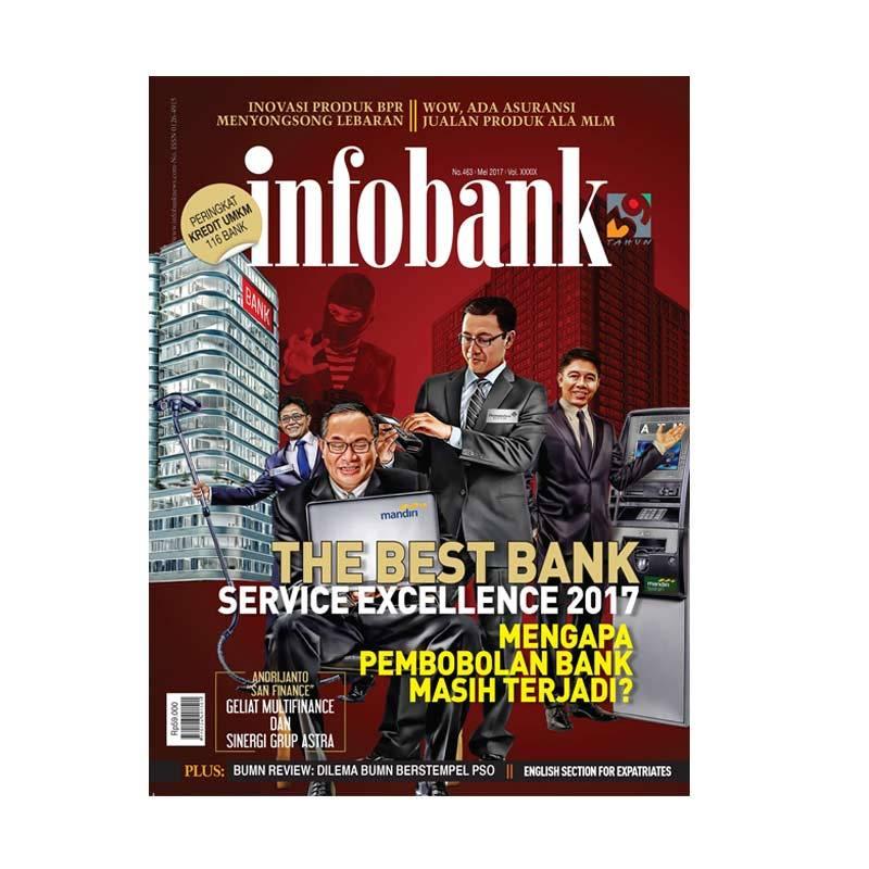 Infobank Edisi Mei 2017 Majalah Bisnis