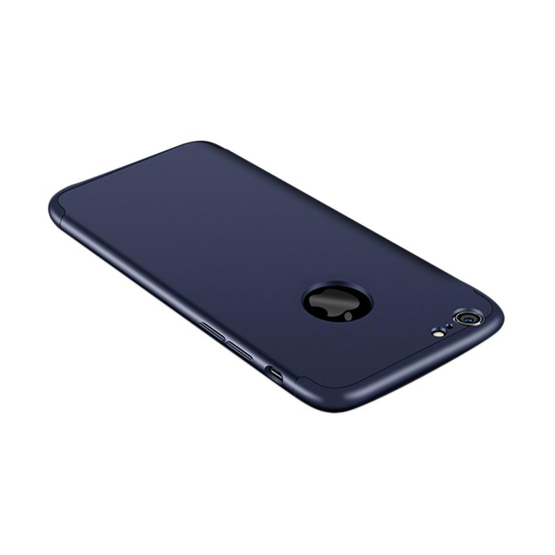 OEM 360 Full Protective 3in1 Hardcase Casing for iPhone 7 - Blue Navy