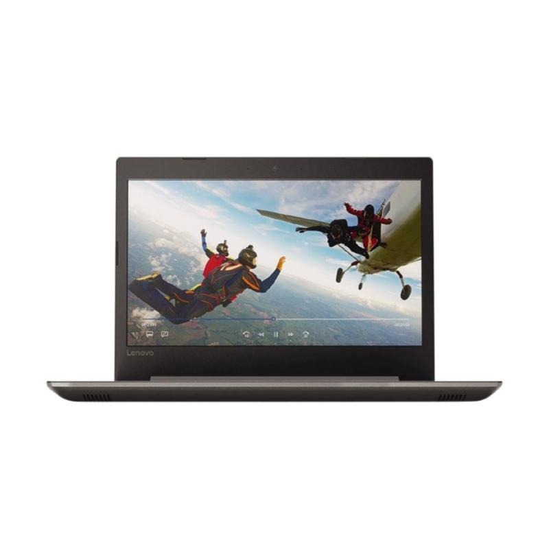 Lenovo Ideapad 320-14AST-42ID Notebook - Black [AMD A4-9120/4GB/500GB/VGA/14