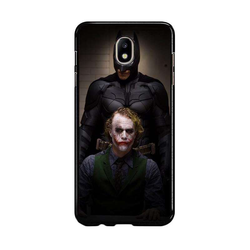 Flazzstore Batman And Joker In The Dark Knight F0321 Custom Casing for Samsung Galaxy J7 Pro 2017