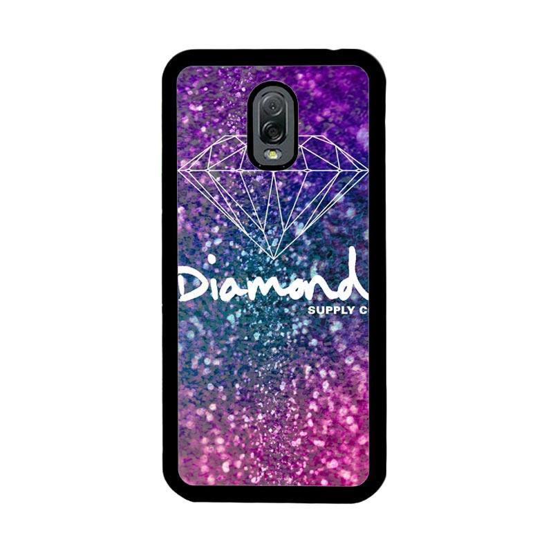 Flazzstore Glitter Diamond Supply Co Z0290 Custom Casing for Samsung Galaxy J7 Plus