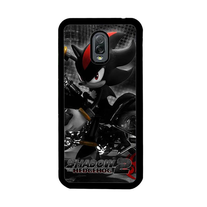Flazzstore  Shadow The Hedgehog Z1175 Custom Casing for Samsung Galaxy J7 Plus