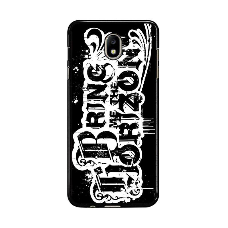 Flazzstore Bring Me The Horizon F0354 Custom Casing for Samsung Galaxy J7 Pro 2017