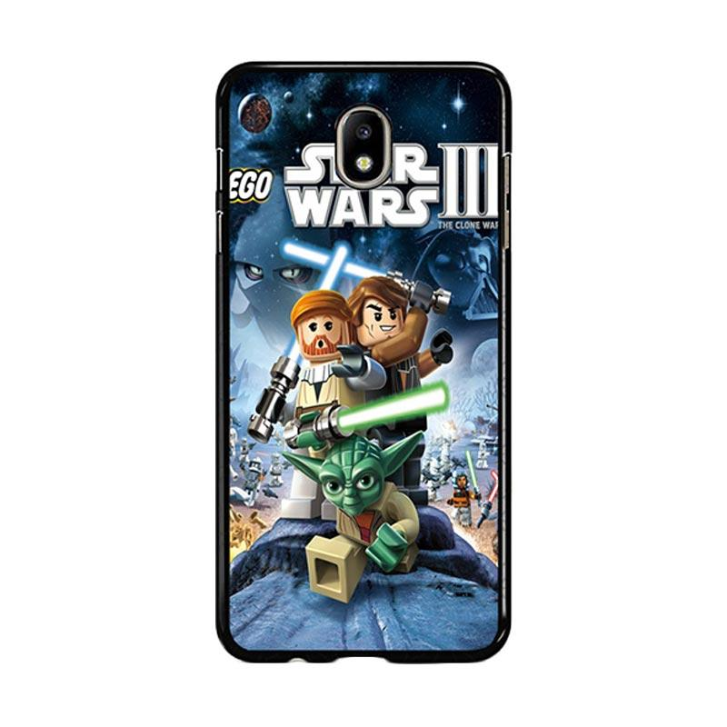 Flazzstore Star Wars Lego F0819 Custom Casing for Samsung Galaxy J7 Pro 2017