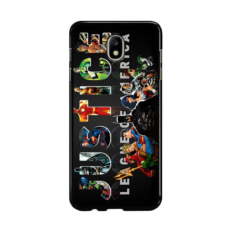 Flazzstore Justice League Z0031 Custom Casing for Samsung Galaxy J7 Pro 2017