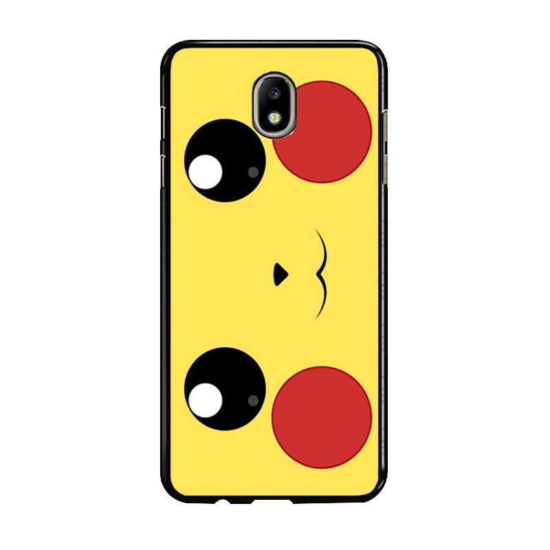 Flazzstore Pokemon Pikachu Poket Monster Case F0580 Custom Casing for Samsung Galaxy J5 Pro 2017
