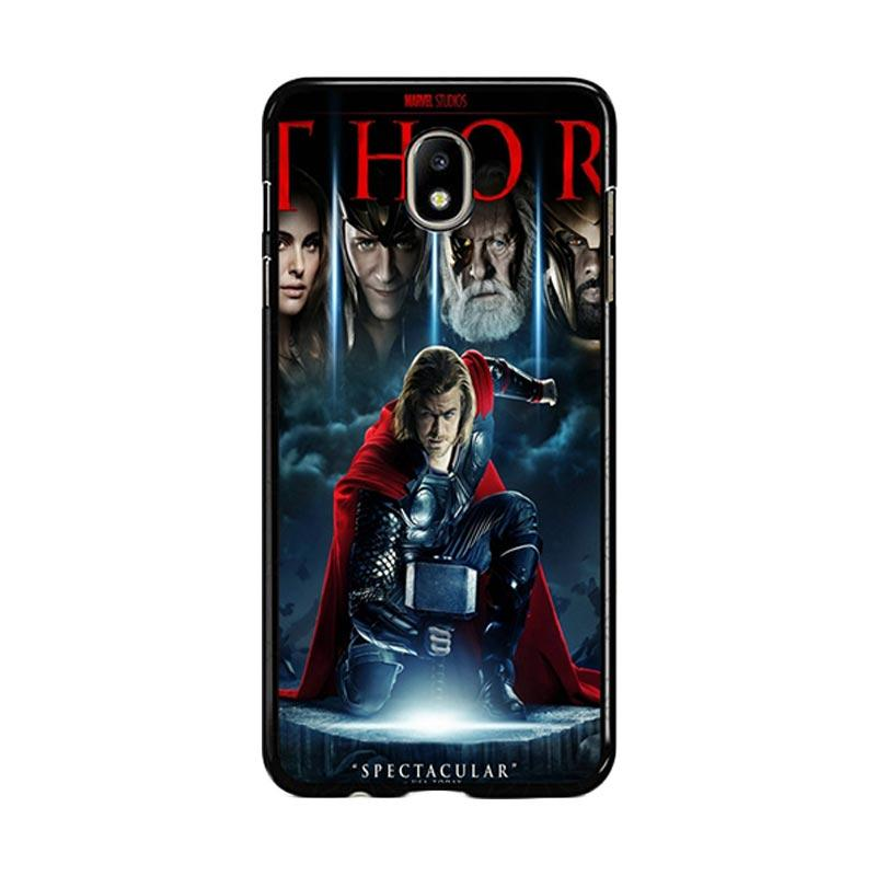 Flazzstore Thor Marvel F0811 Custom Casing for Samsung Galaxy J5 Pro 2017