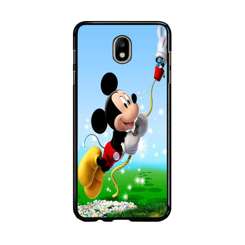 Flazzstore Mickey Mouse New Z0535 Custom Casing for Samsung Galaxy J7 Pro 2017