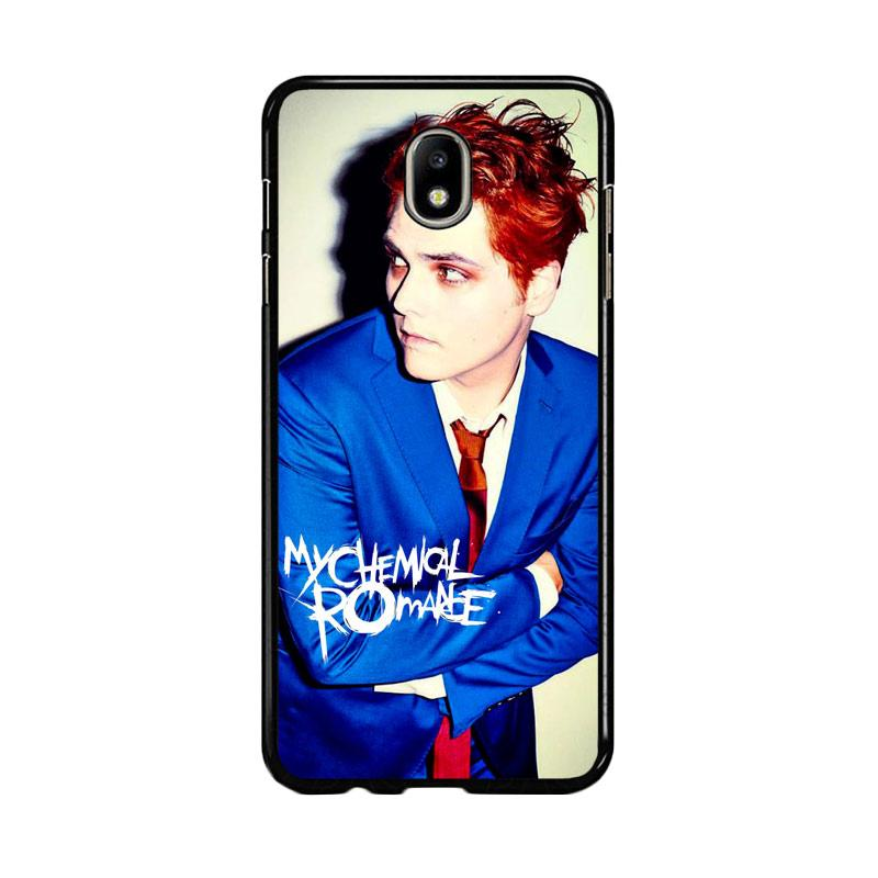 Flazzstore My Chemical Romance Gerard Z0266 Custom Casing for Samsung Galaxy J5 Pro 2017