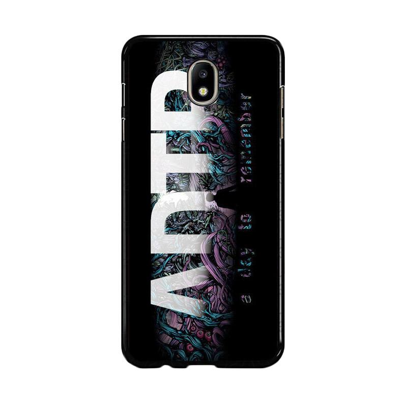 Flazzstore A Day To Remember ADTR Band 3D Z0291 Custom Casing for Samsung Galaxy J5 Pro 2017 - Black