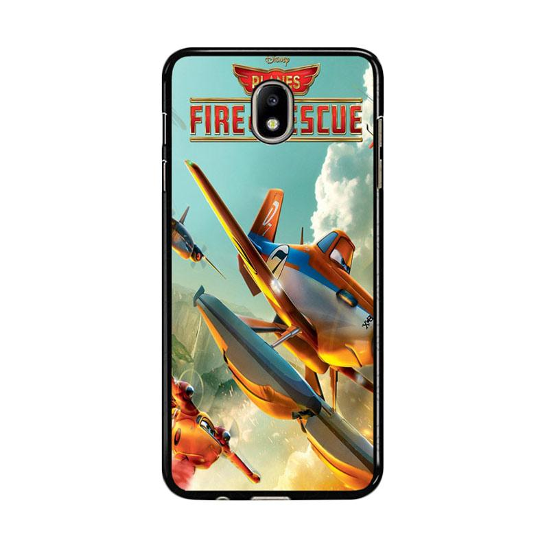 Flazzstore Disney Planes Fire And Rescue Z0899 Custom Casing for Samsung Galaxy J7 Pro 2017