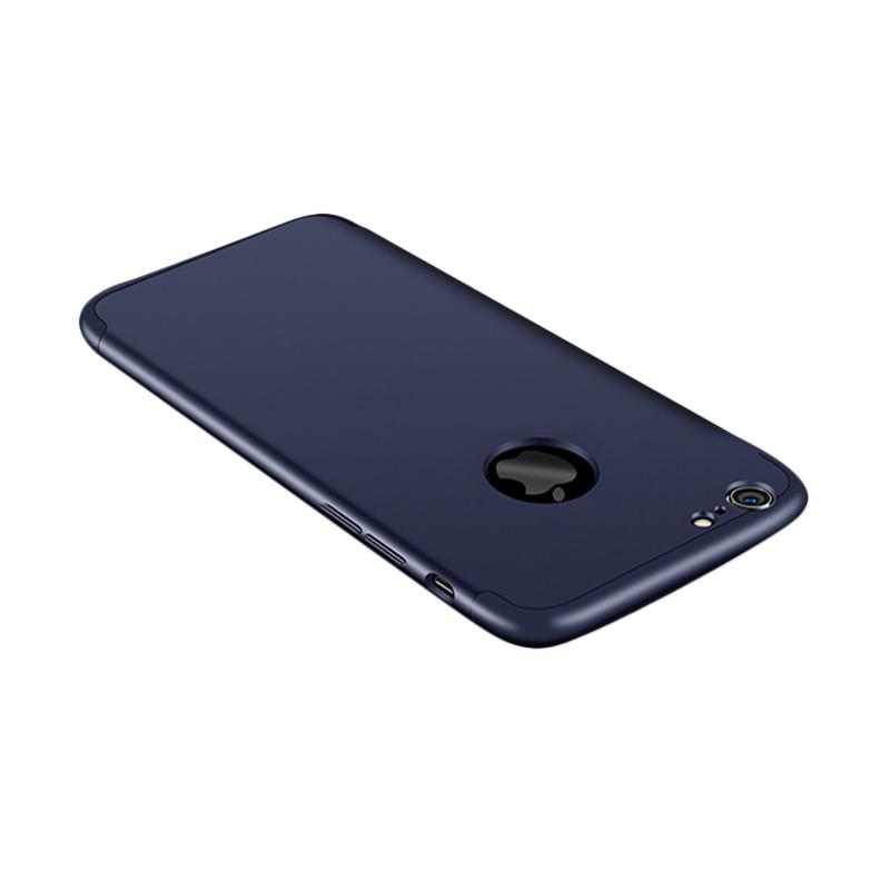 OEM 360 Full Protective 3 in 1 Hardcase Casing for iPhone 6 or 6s - Blue Navy