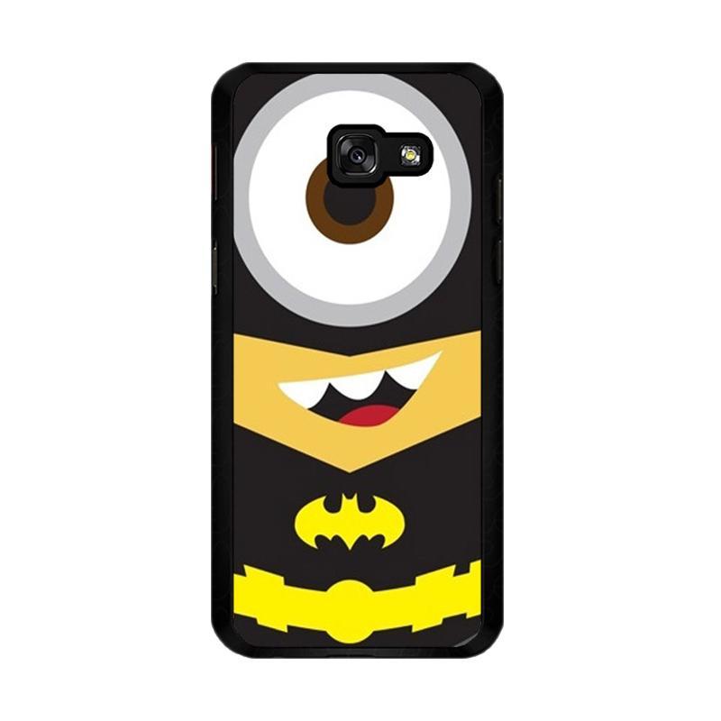 Flazzstore Despicable Me Batman Minion F0162 Custom Casing for Samsung Galaxy A5 2017