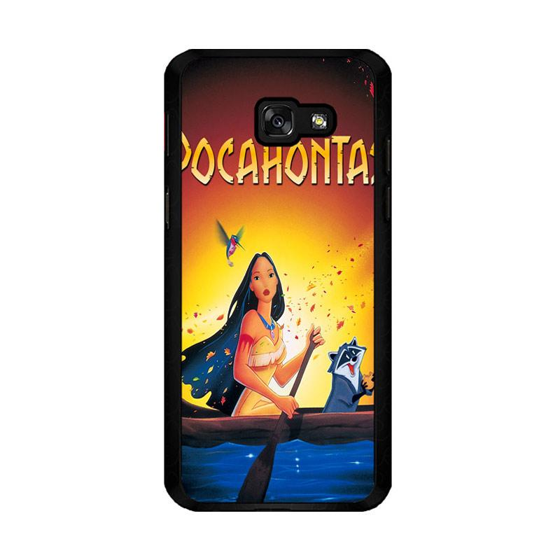 Flazzstore Disney Pocahontas Movie Poster Z0130 Custom Casing for Samsung Galaxy A5 2017