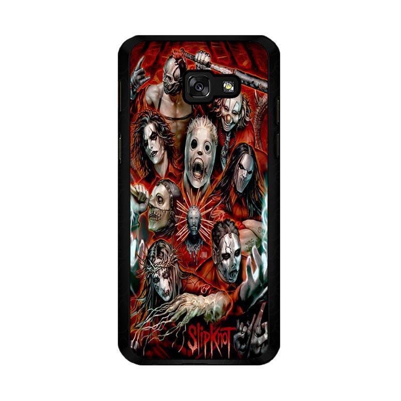 Flazzstore Slipknot Z0403 Custom Casing for Samsung Galaxy A5 2017