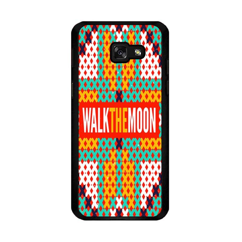 Flazzstore Walk The Moon Band Logo Z0448 Custom Casing for Samsung Galaxy A5 2017
