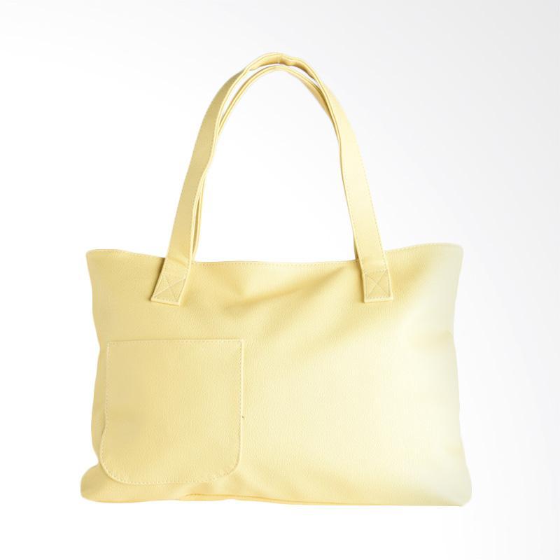 Hanan Project Joke Shoulder Bag - Yellow