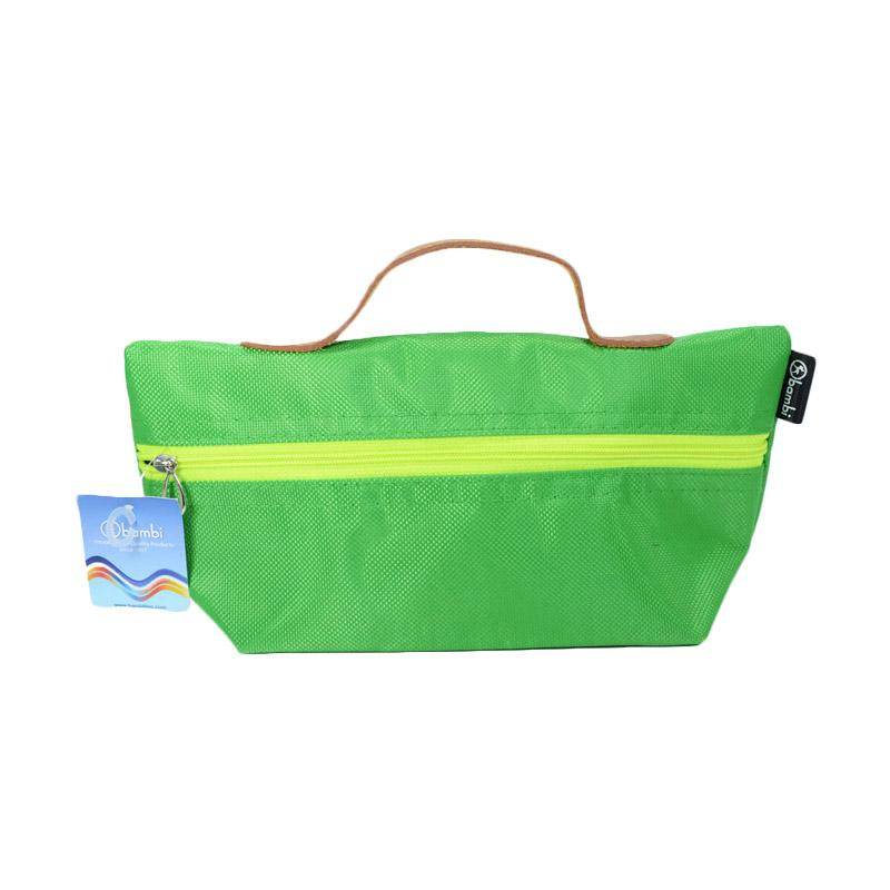 Bambi 5859 Pouch Redfin - Green