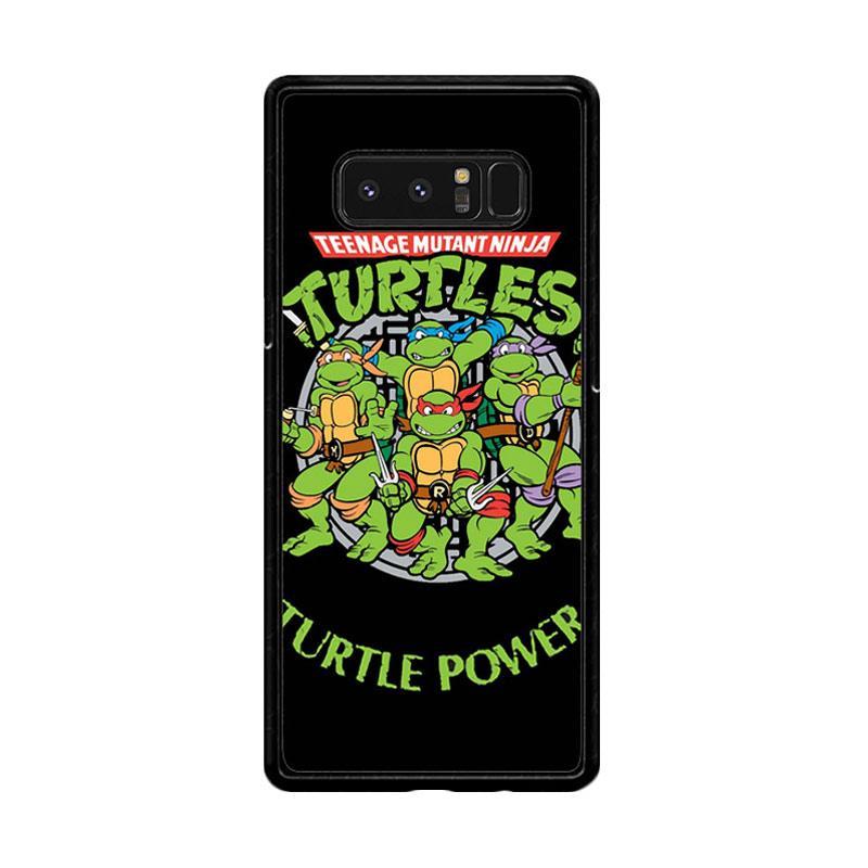 Flazzstore Teenage Mutant Ninja Turtles Tmnt Heroes Cartoon F0230 Custom Casing for Samsung Galaxy Note8