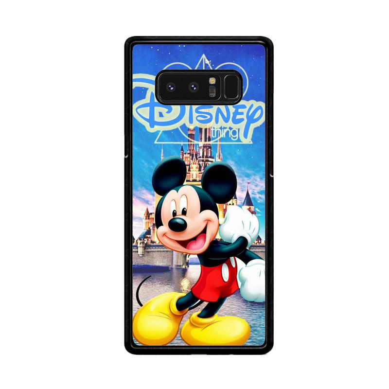 Flazzstore Mickey Mouse Disney Z0548 Custom Casing for Samsung Galaxy Note8