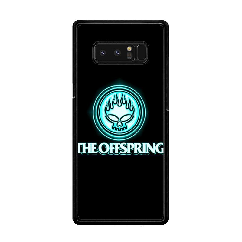 Flazzstore The Offspring Logo Z0787 Custom Casing for Samsung Galaxy Note8