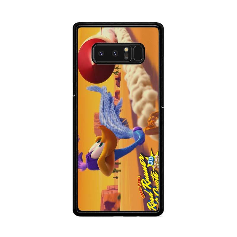 Flazzstore Road Runner 3D Looney Tunes Z0892 Custom Casing for Samsung Galaxy Note 8