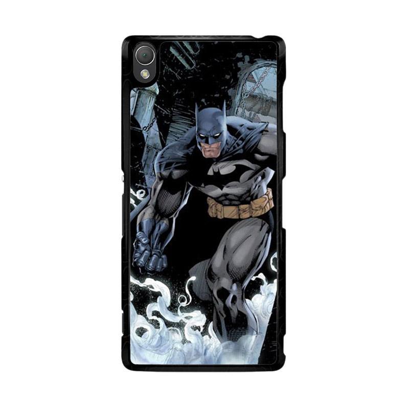 Flazzstore Batman (2) O0191 Custom Casing for Sony Xperia Z3