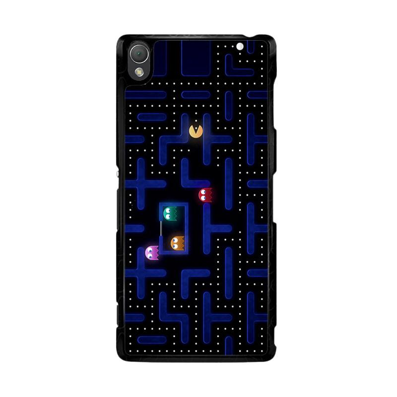 Flazzstore Pacman Game Z0602 Custom Casing for Sony Xperia Z3