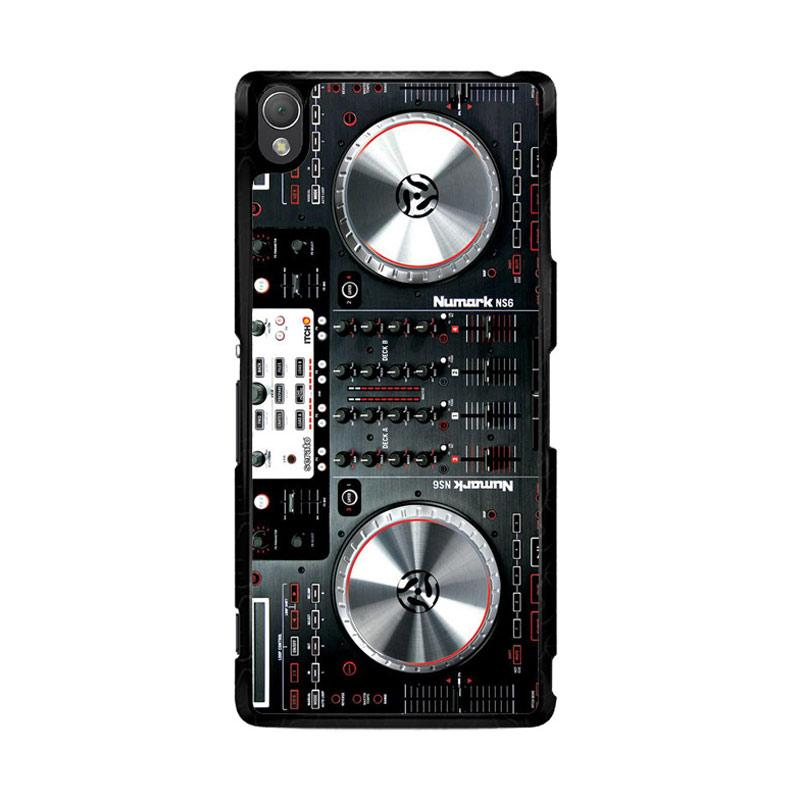 Flazzstore Digital Mixer Dj Turntable Electronic Music F0362 Custom Casing for Sony Xperia Z3