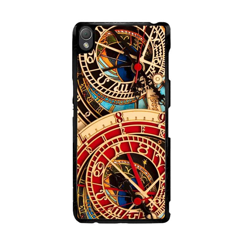 Flazzstore Astronomical Clock Vintage Classic F0332 Custom Casing for Sony Xperia Z3