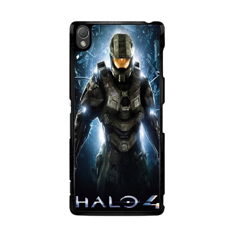 Flazzstore Halo Full Body Z0409 Custom Casing for Sony Xperia Z3