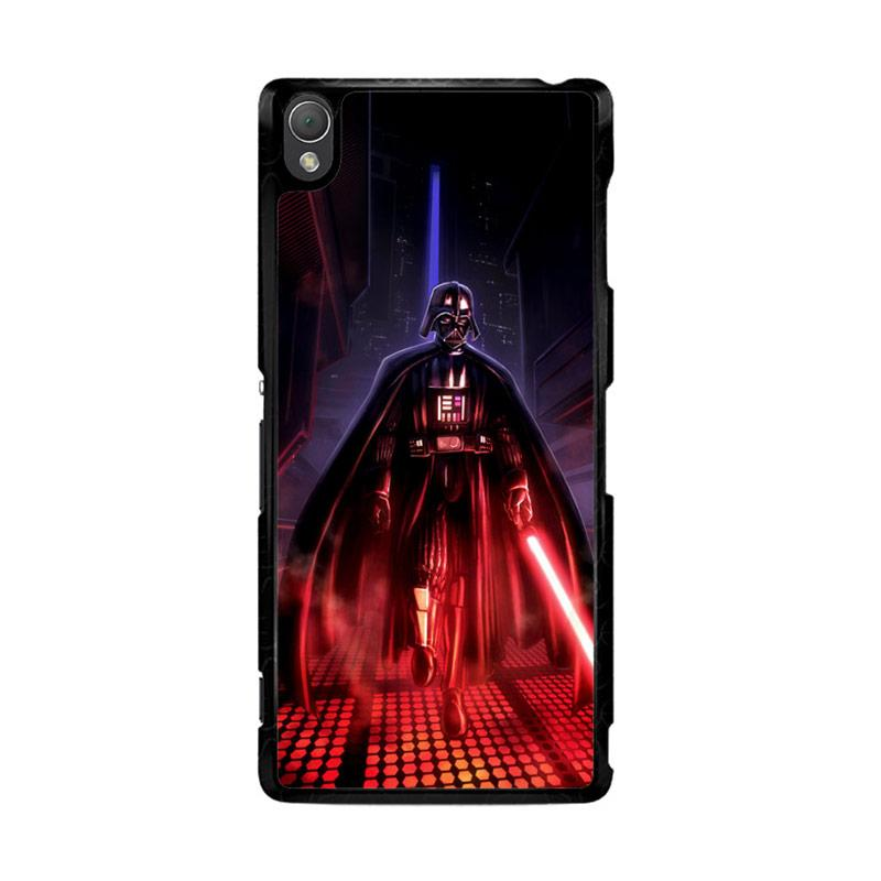 Flazzstore Star Wars Animated Darth Vader Z1454 Custom Casing for Sony Xperia Z3