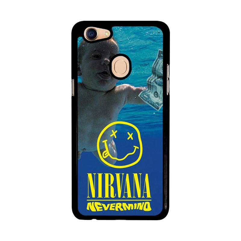 Flazzstore Nirvana Nevermind Z2861 Custom Casing for Oppo F5