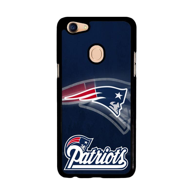 Flazzstore New England Patriots Z2996 Custom Casing for Oppo F5