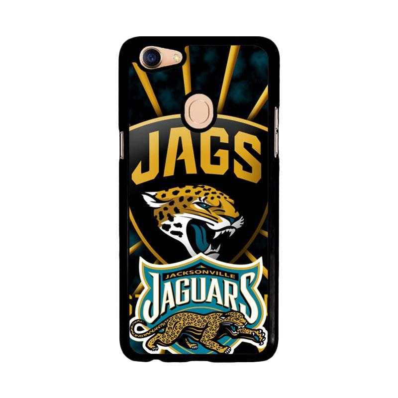 Flazzstore Jacksonville Jaguars Z3005 Custom Casing for Oppo F5