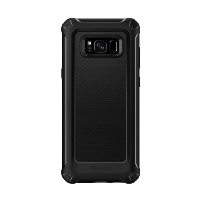 Spigen Rugged Armor Extra Softcase Casing for Samsung S8 - Black