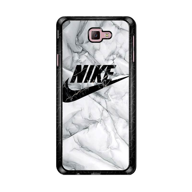 Flazzstore Nike Logo Marble Z5290 Custom Casing for Samsung Galaxy J7 Prime