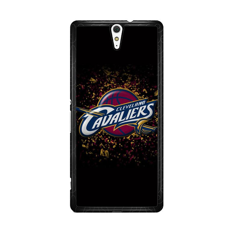 Flazzstore Cleveland Cavaliers Logo O0712 Custom Casing for Sony Xperia C5 Ultra