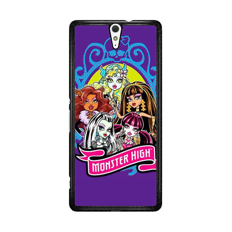 Flazzstore Monster High Z0708 Custom Casing for Sony Xperia C5 Ultra