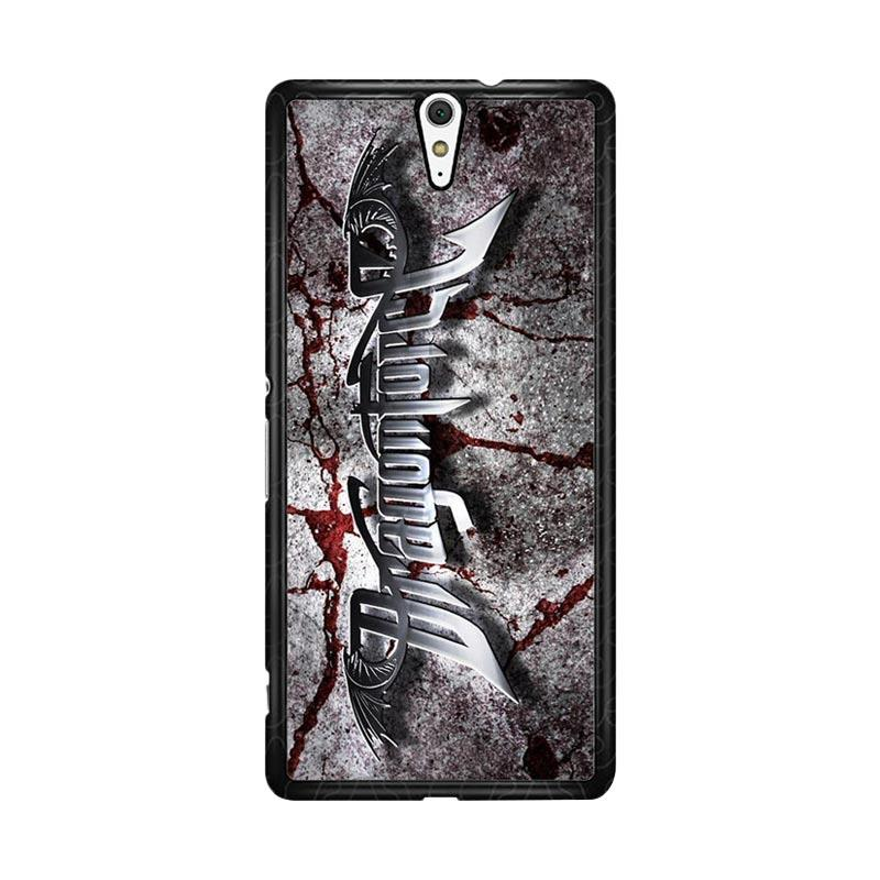 Flazzstore Dragonforce F0428 Custom Casing for Sony Xperia C5 Ultra