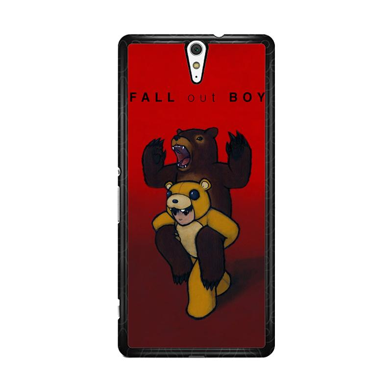 Flazzstore Fall Out Boy Folie A Deux F0444 Custom Casing for Sony Xperia C5 Ultra