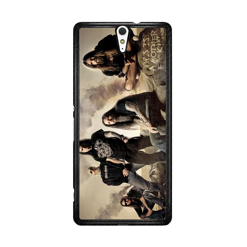 Flazzstore Lamb Of God Band Z0032 Custom Casing for Sony Xperia C5 Ultra