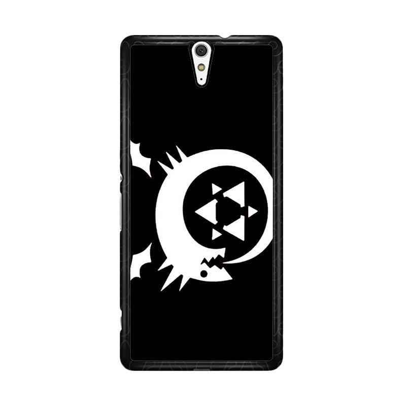 Flazzstore Fullmetal Alchemist Inspired Homunculus Z0180 Custom Casing for Sony Xperia C5 Ultra