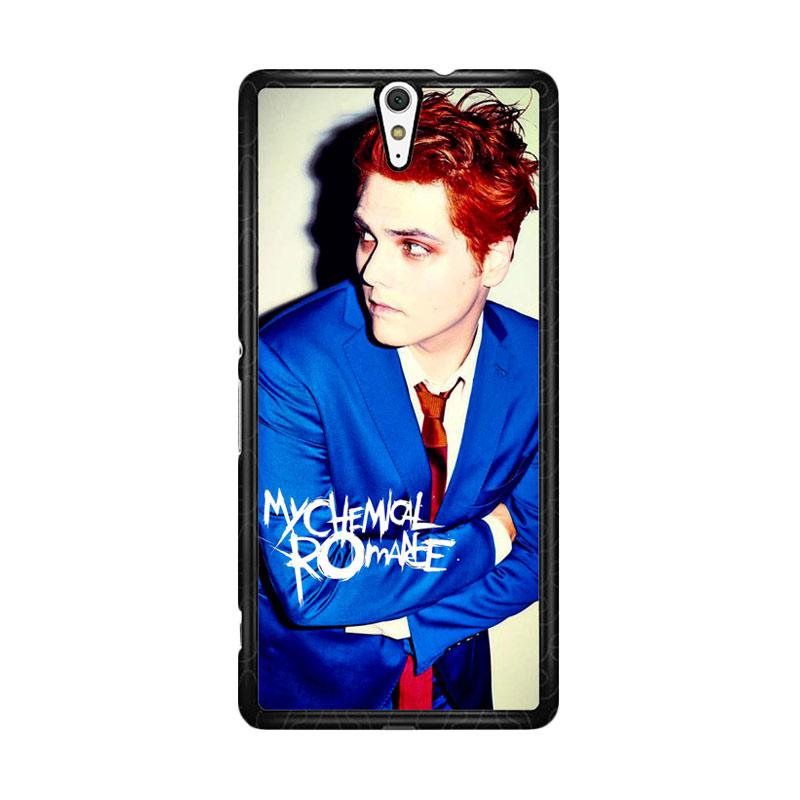 Flazzstore My Chemical Romance Gerard Z0266 Custom Casing for Sony Xperia C5 Ultra