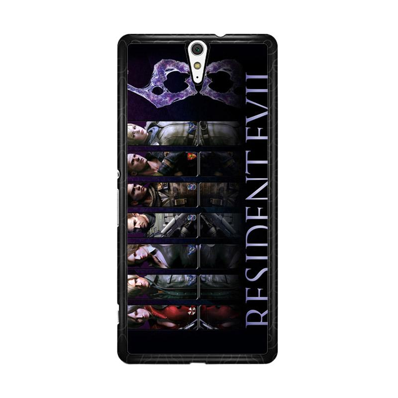 Flazzstore Resident Evil 6 Z0332 Custom Casing for Sony Xperia C5 Ultra