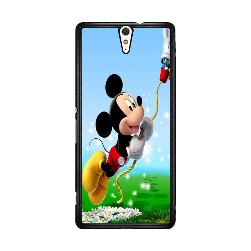 Flazzstore Mickey Mouse New Z0535 Custom Casing for Sony Xperia C5 Ultra