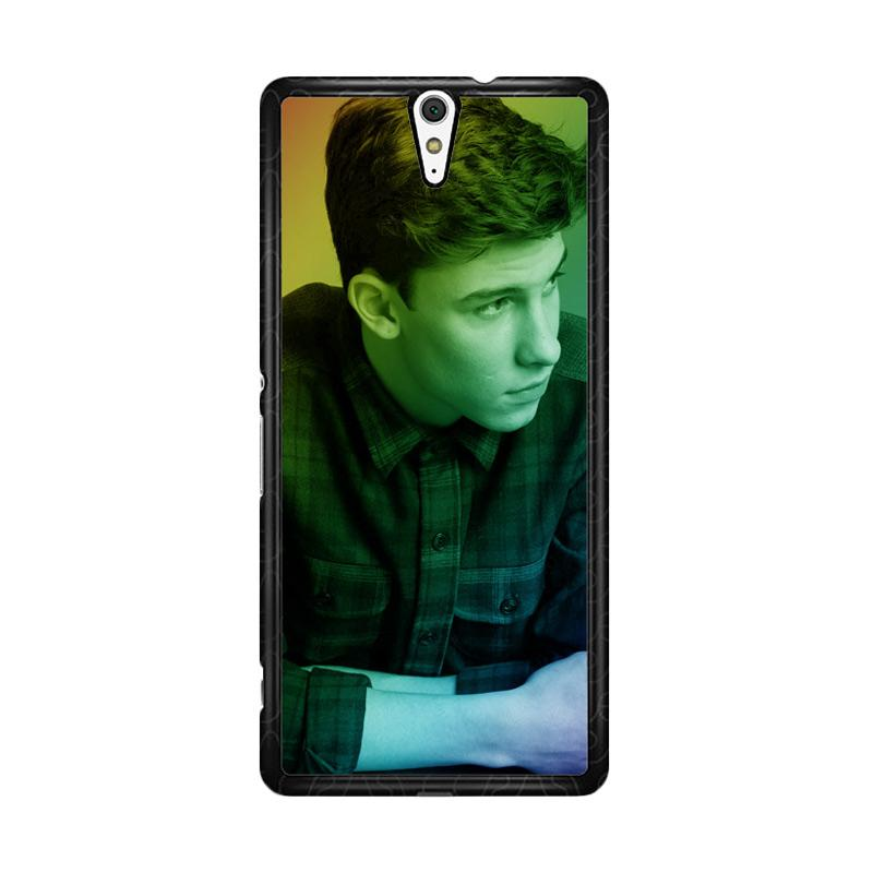 Flazzstore Shawn Mendes Z0979 Custom Casing for Sony Xperia C5 Ultra