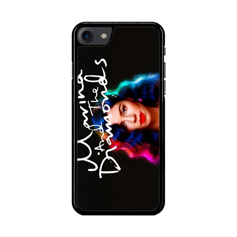 Flazzstore Marina And The Diamonds Z1529 Custom Casing for iPhone 7 or 8